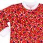 Пижама для девочки Футер с манжетами