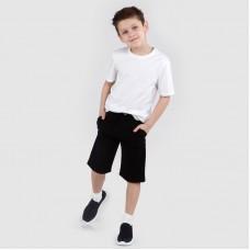 Бриджи черные для мальчика Эстафета