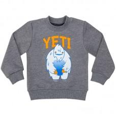 Джемпер для мальчика Йети