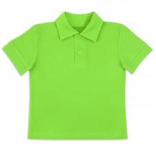 Футболка Поло зеленая