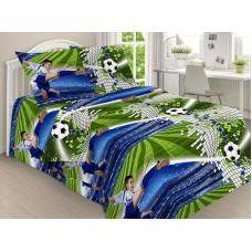 КПБ 1.5 спальный Футбол