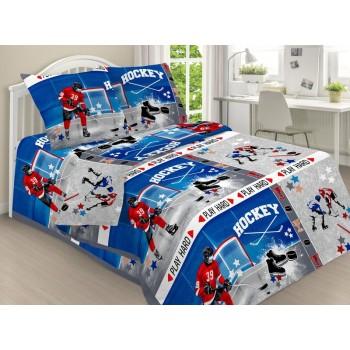 КПБ 1.5 спальный Хоккей
