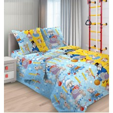 КПБ 1.5 спальный Мыши
