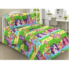 КПБ 1.5 спальный Пони