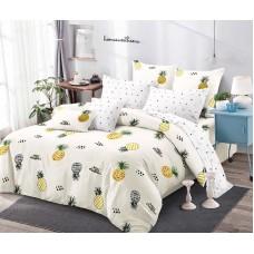 Комплект постельного белья Ананасы