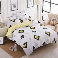Комплект постельного белья Эмоджи