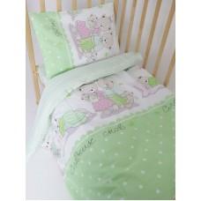 Комплект постельного белья Сладких Снов ( с резинкой )