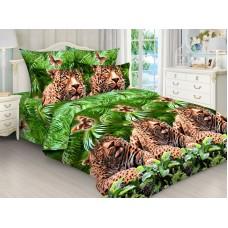 Комплект постельного белья Тропики