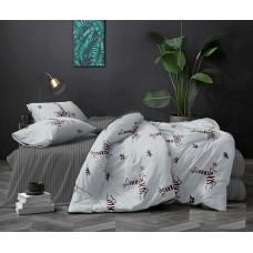 Комплект постельного белья Зебры
