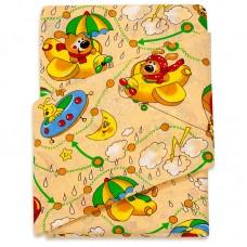 Комплект постельного детский Бязь Иваново