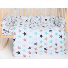 Набор в детскую кроватку Звезды