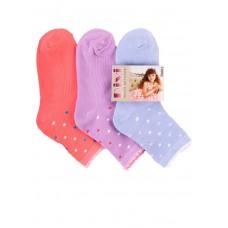 Носки для девочки Аля (три пары)