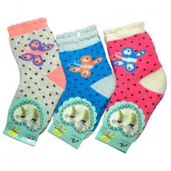 Носки для девочки Ангора (эконом)