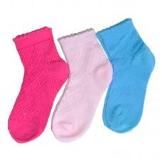 Носки для девочки Праздник (эконом)