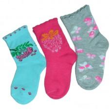 Носки для девочки Сезон (эконом)