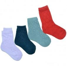 Носки для девочки Узор новые (эконом)