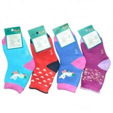 Носки для девочки махровые Термо (эконом)