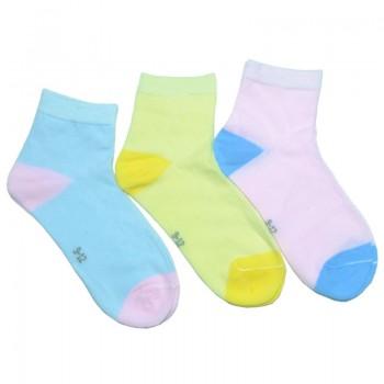 Носки для девочки узор Ромб (эконом)