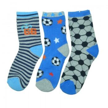 Носки махровые для мальчика Мячик