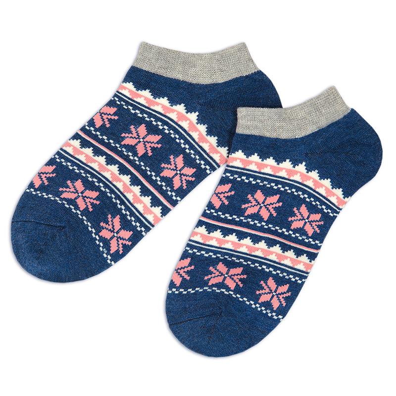Носки укороченные для девочки (эконом)