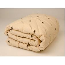 Одеяло верблюжья шерсть облегченное п/э компьютерная строчка
