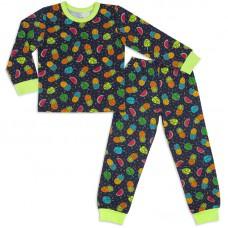 Пижама для девочки Ананасики