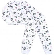 Пижама для девочки Фан Дей