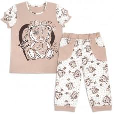 Пижама для девочки Филя