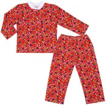 Пижама для девочки Футер