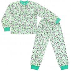 Пижама для девочки Мандаринка