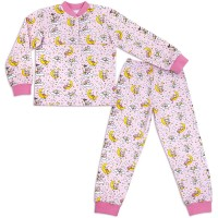 Пижама для девочки Мандаринка - Мышки
