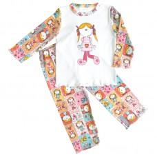 Пижама для девочки Маруся