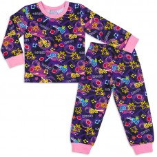 Пижама для девочки Мелодия