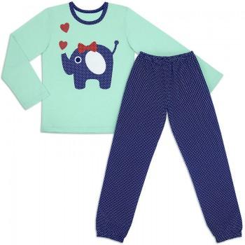 Пижама для девочки Слоненок