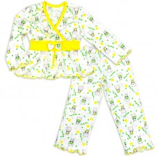 Пижама для девочки Зайчонок
