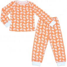 Пижама для девочки Зверюшки