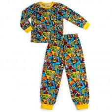 Пижама для мальчика Битва