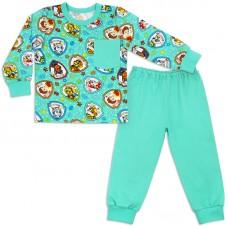 Пижама для мальчика Клякса