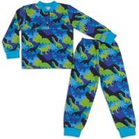 Пижама для мальчика Комета - Динозавры