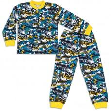 Пижама для мальчика Комета-тайм
