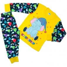 Пижама для мальчика Ночь