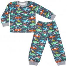 Пижама для мальчика Спорткар