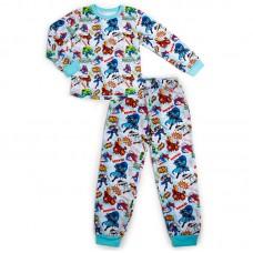 Пижама для мальчика Супергерой