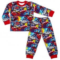 Пижама для мальчика Техно-машинки