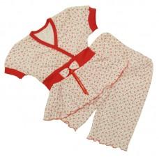 Пижама жатка с бриджами
