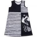 Платье для девочки Аквамарин