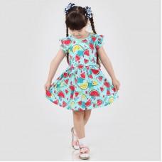 Платье для девочки Арбузы