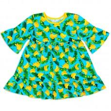 Платье для девочки Бананчики