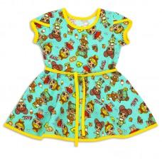 Платье для девочки Барбариска