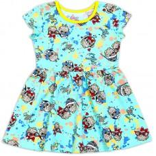 Платье для девочки Батик